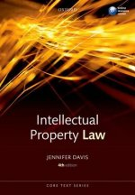 Intellectual Property Law Core Text 4th