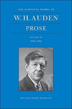 Complete Works of W. H. Auden: Prose