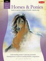Horses & Ponies (Pastel)