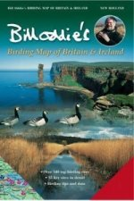 Bill Oddies Birding Map Britain Ireland