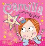 Camilla the Cupcake Fairy Story Book