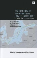 Transboundary Environmental Impact Assessment in the Europea