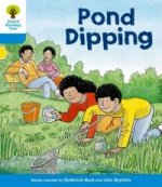 Oxford Reading Tree: Stage 3: First Sentences: Pond Dipping
