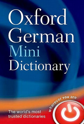 Oxford German Mini Dictionary