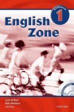English Zone 1: Workbook with CD-ROM Pack
