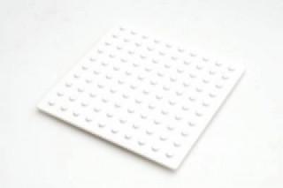 Numicon: 100 Square Baseboard