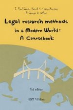 Legal Research Methods in a Modern World