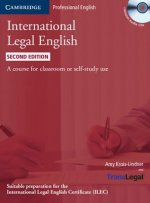 International Legal English Student's Book with Audio CDs (3