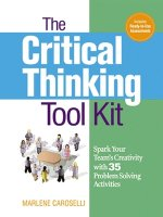 Critical Thinking Tool Kit