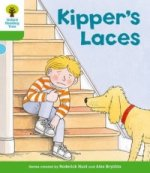 Oxford Reading Tree: Stage 2: More Stories B: Kipper's Laces