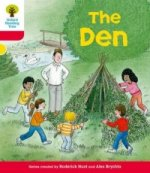 Oxford Reading Tree: Stage 4: More Stories C: The Den