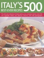 Italys 500 Bestever Recipes