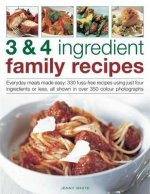 3 & 4 Ingredient Family Recipes