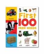 First 100 Farm Words