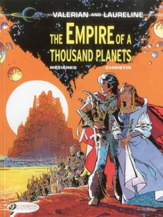 Valerian 2 - The Empire of a Thousand Planets
