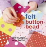 Felt Button Bead