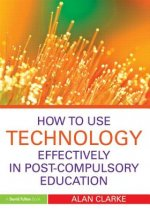 How to Use Technology Effectively in Post-Compulsory Educati