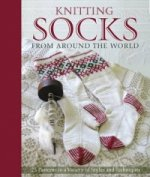 Favorite Sock Patterns from Around the World