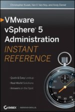VMware VSphere X Administration Instant Reference