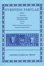 Euripides Fabulae: Vol. III