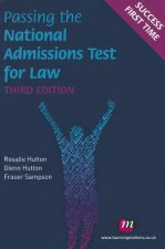 Passing the National Admissions Test for Law (LNAT)