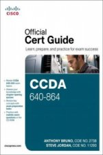 CCDA 640-864 Official Cert Guide, w. CD-ROM
