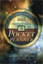 Llewellyn's 2012 Astrological Pocket Planner