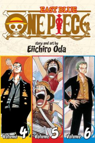 One Piece:  East Blue 4-5-6, Vol. 2 (Omnibus Edition)