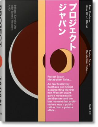 Koolhaas/Obrist. Project Japan. Metabolism Talks
