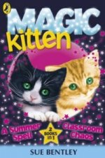 Magic Kitten Duos: A Summer Spell and Classroom Chaos