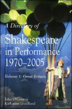 Directory of Shakespeare in Performance 1970-2005
