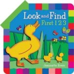 Look & Find First Numbers