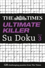 Times Ultimate Killer Su Doku Book 3