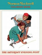 Norman Rockwell Colouring Book