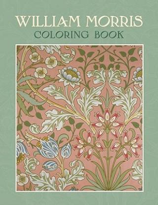 Willam Morris Colouring Book