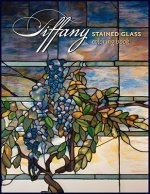 Tiffany Stained Glass Colouring Book