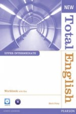 New Total English Upper Intermediate Workbook with Key and A