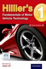 Hillier's Fundamentals of Motor Vehicle Technology Book 1