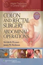 Master Techniques in Colon and Rectal Surgery: Abdominal Ope