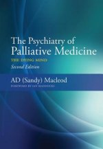Psychiatry of Palliative Medicine
