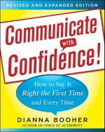 Communicate with Confidence: How to Say it Right the First T