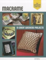 Weekend Crafter: Macrame