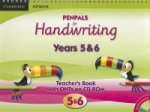 Penpals for Handwriting Years 5 and 6 Teacher's Book with OH