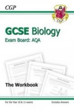 GCSE Biology AQA Workbook Including Answers - Higher