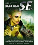 Mammoth Book of Best New SF 24