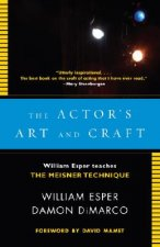 Actor's Art and Craft