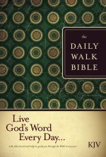 Daily Walk Bible-KJV