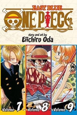 One Piece (Omnibus Edition), Vol. 3