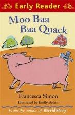 Early Reader: Moo Baa Baa Quack