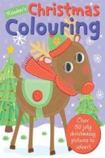 Reindeer's Christmas Colouring